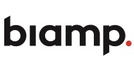 Biamp_Logo_Black_Red 190X100