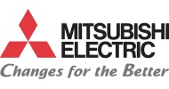 Mitsubishi Electric logo190X100